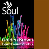 Golden Brown Color - 50ml