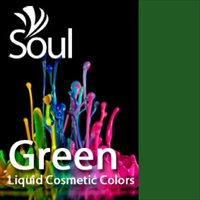 Green Color - 50ml