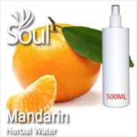 Herbal Water Mandarin - 500ml