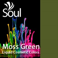 Moss Green Color - 50ml