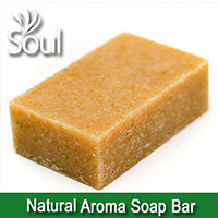 Aroma Soap Bar Black Wood - 100g