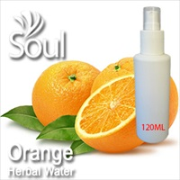 Herbal Water Orange - 120ml