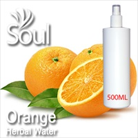 Herbal Water Orange - 500ml