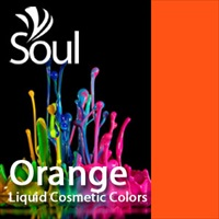 Orange Color - 500ml