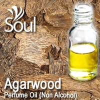 Perfume Oil (Non Alcohol) Agarwood - 50ml