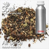 Natural Aroma Oil Allspice - 500ml