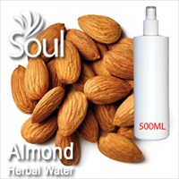 Herbal Water Almond - 500ml
