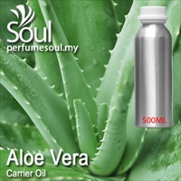 Virgin Carrier Oil Aloe Vera - 500ml
