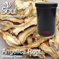 Massage Cream Angelica Root - 1000g