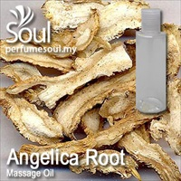 Massage Oil Angelica Root - 200ml