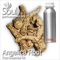 Pure Essential Oil Angelica Root - 500ml