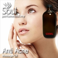 Massage Oil Anti Acne - 500ml