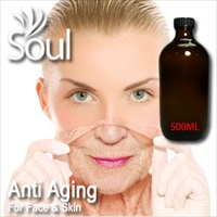 Essential Oil Anti Aging - 500ml