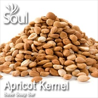 Base Soap Bar Apricot Kernel - 100g