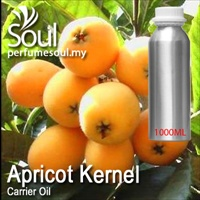 Virgin Carrier Oil Apricot Kernel - 1000ml