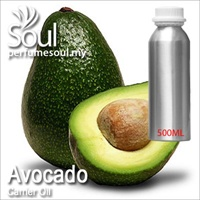 Virgin Carrier Oil Avocado - 500ml