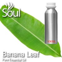 Pure Essential Oil Banana Leaf - 500ml