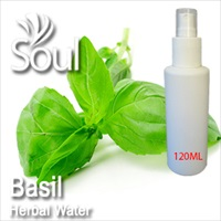 Herbal Water Basil - 120ml