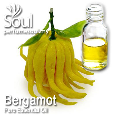 Natural Aroma Oil Bergamot - 10ml