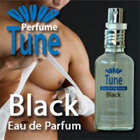 Perfume Tune - Black 50ml