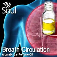 Breath Circulation Aromatic Car Perfume Oil - 50ml