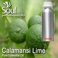 Pure Essential Oil Lime - Calamansi Lime - 500ml