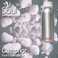 Pure Essential Oil Camphor - 500ml