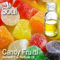 Candy Fruitti Aromatic Car Perfume Oil - 50ml
