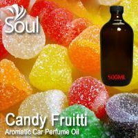 Candy Fruitti Aromatic Car Perfume Oil - 500ml