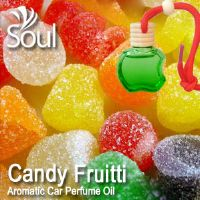 Candy Fruitti Aromatic Car Perfume Oil - 8ml