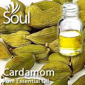 Pure Essential Oil Cardamom - 50ml