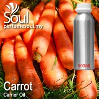 Pure Essential Oil Carrot - 500ml
