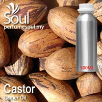 Virgin Carrier Oil Castor - 500ml