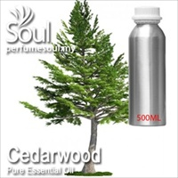 Pure Essential Oil Cedarwood - 500ml