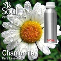 Pure Essential Oil Chamomile - Wild Charmomile - 500ml