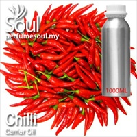 Virgin Carrier Oil Chilli - 1000ml
