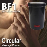 Massage Cream Circular - 1000g