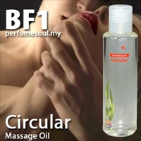 Massage Oil Circular - 200ml