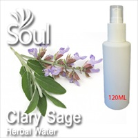 Herbal Water Clary Sage - 120ml