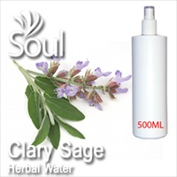Herbal Water Clary Sage - 500ml