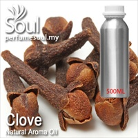 Natural Aroma Oil Clove - 500ml