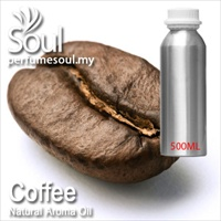 Natural Aroma Oil Coffee - 500ml