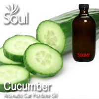 Cucumber Aromatic Car Perfume Oil - 500ml