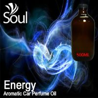 Energy Aromatic Car Perfume Oil - 500ml
