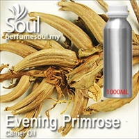 Virgin Carrier Oil Evening Primrose - 1000ml