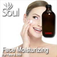 Essential Oil Face Moisturizing - 500ml