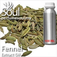 Pure Essential Oil Fennel - 50ml