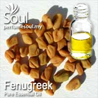 Pure Essential Oil Fenugreek - 10ml