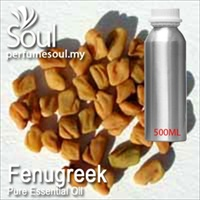 Pure Essential Oil Fenugreek - 500ml