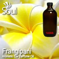Frangipani Aromatic Car Perfume Oil - 500ml